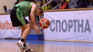 Берое с 3 от 3 в Балканската лига след успех в Пловдив
