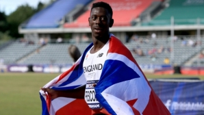 Рийс Прескод се прицели в медал от Световното в Доха
