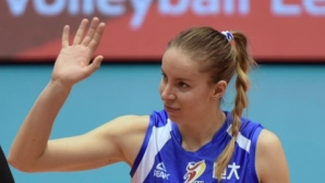 Добриана Рабаджиева със страхотен мач в Китай