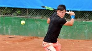 Лазаров загуби в равностоен мач от №1 в схемата в Тайланд