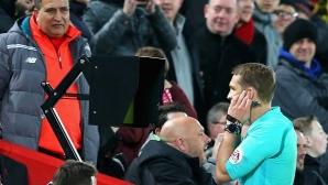 Клубовете решиха: ВАР в Премиър лийг от следващия сезон