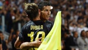 Дибала: Кристиано има сериозно въздействие върху другите в състава