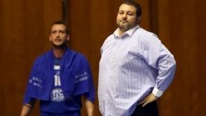 Галин Стоянов: Травми ни попречиха да водим добър тренировъчен процес