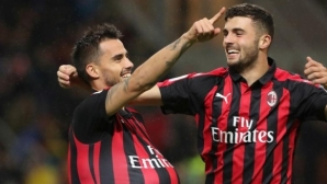 Милан удължава договора на Сусо