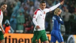 Костадинов: Играхме много силно, но късметът не беше с нас (видео)