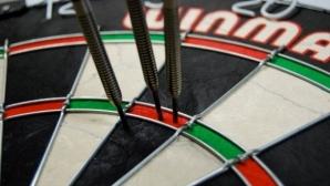 Гледайте на живо професионален турнир по дартс (видео)