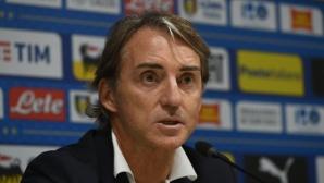 Манчини: Много съжаляваме, че Кристиано Роналдо няма да играе срещу нас