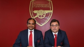 От Арсенал признаха: Разговаряхме за Суперлига, но няма да напускаме Висшата лига