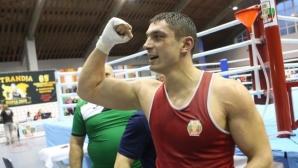 Белберов ще боксира за титлата на първенството на ЕС