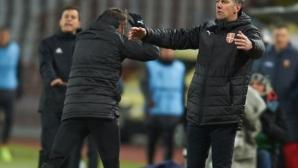 Кръстаич: 2:0 е коварен резултат, не виня Митрович за дузпата