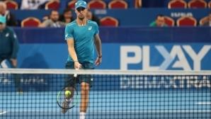 Кузманов загуби полуфинала в Буенос Айрес