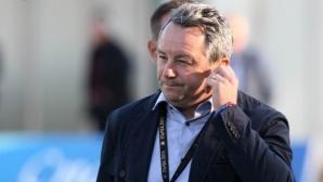Предложиха на Стоянович чуждестранен вратар, той познавал треньора му