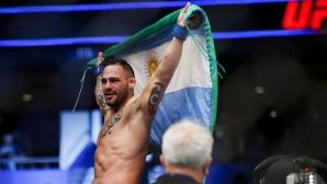 Седма поредна победа за Понсинибио, предизвика шампиона Уудли (видео + снимки)