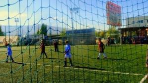 Завърши есенният футболен турнир на частните училища