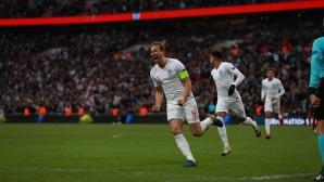 Англия - Хърватия 0:1, гледайте на живо тук!