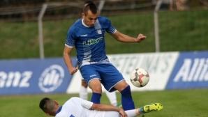 Севлиево и Локо (Мездра) не се победиха в отложен мач