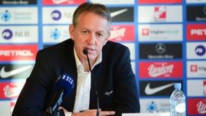 Треньорът на Словения: Ще търсим само победа срещу България