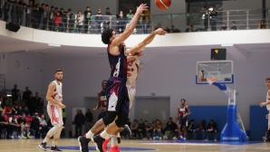 Сборен юношески отбор на България загуби от JBA USA