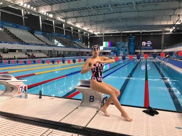 Новата плувна звезда Диана Петкова: С плач ходех на басейна