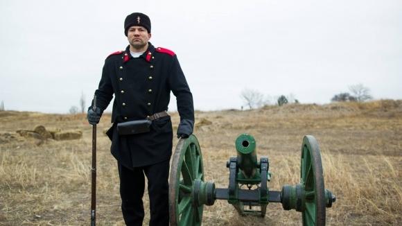 Тервел Пулев участва във възстановка на Сливнишката битка (снимки)