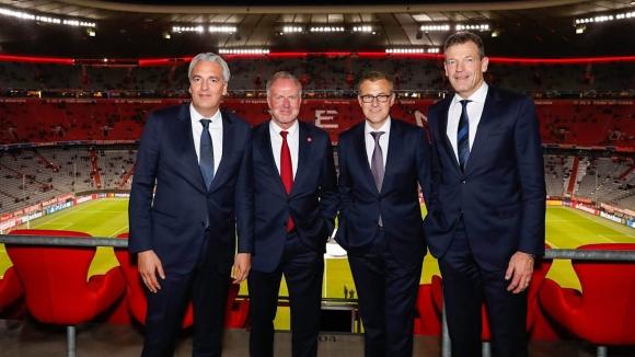В Байерн (Мюнхен) се похвалиха с поредната успешна финансова година