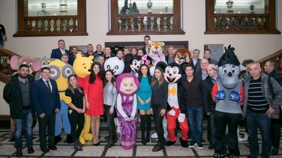"""""""Мисия спорт на любимите герои"""" стартира от Пазарджик и Плевен"""
