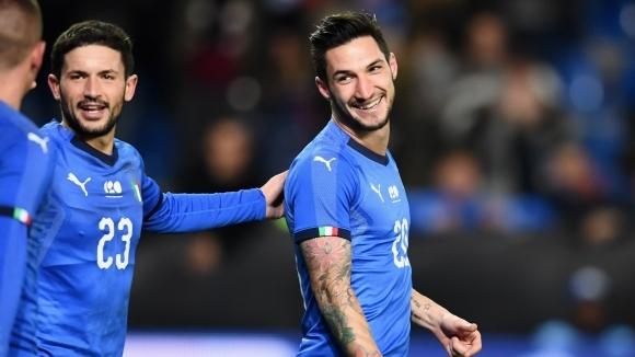 Италия повали САЩ с гол в последните секунди