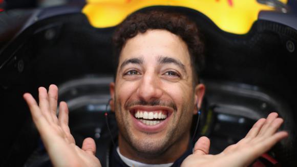 Промених нивото на изпреварванията във Ф1, смята Рикардо