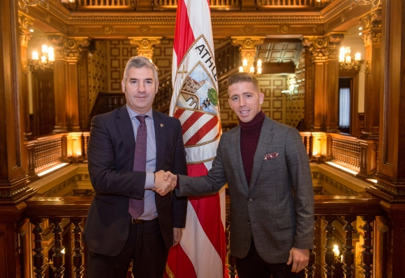 Официално: Муниаин подписа нов договор с Атлетик Билбао