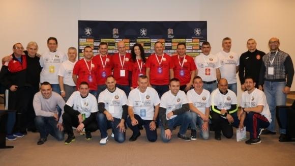БФС проведе двудневен медицински семинар под егидата на УЕФА