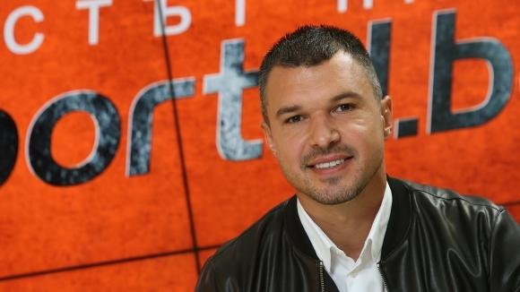 Валери Божинов: Отново се чувствам футболист