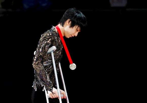 Юдзуру Ханю ще решава за участието си през сезона на база на медицински изследвания