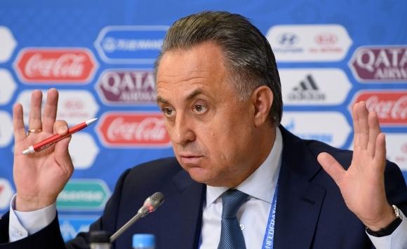 Виталий Мутко се завърна в руския футбол