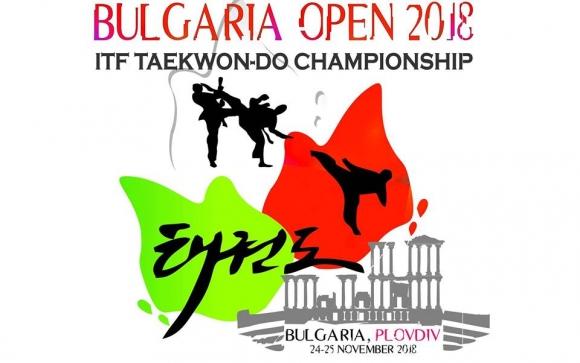 Над 700 състезатели ще участват на международен турнир по таекуон-до ITF Bulgaria Open 2018