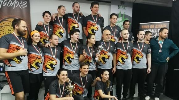 Джагоарс ще ни представя с два отбора на Европейската шампионска лига в Белград