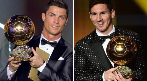 Роналдо и Меси извън тримата номинирани за Златната топка?