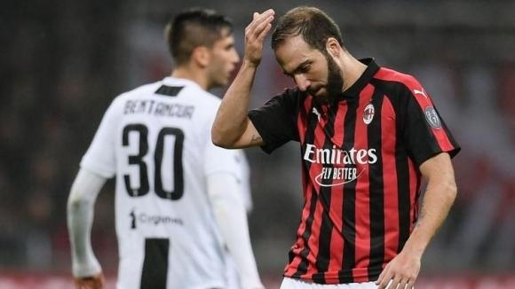 Милан връща Игуаин на Ювентус?