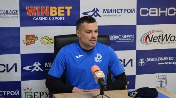 Киров преди мача с ЦСКА-София: Няма страшно, не за първи път ще играем с водещите отбори