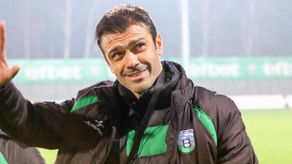 Росен Кирилов: Радвам се, че победихме такъв съперник като Славия (видео)
