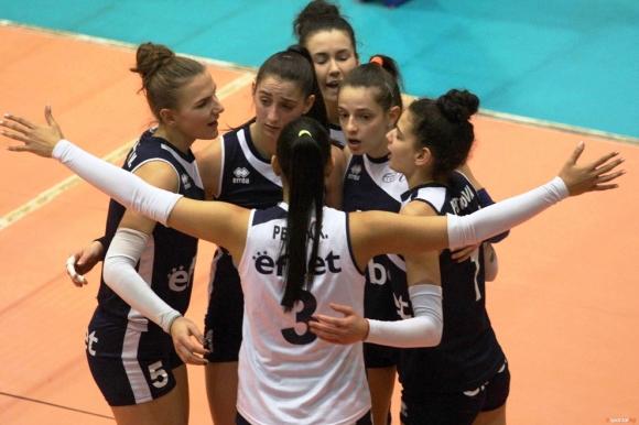 Левски с втора победа при жените (галерия + статистика)