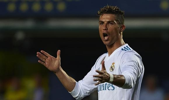 Убождане на Кристиано с игла в основата на проблема с допинг ченгетата в Реал през февруари 2017 г.