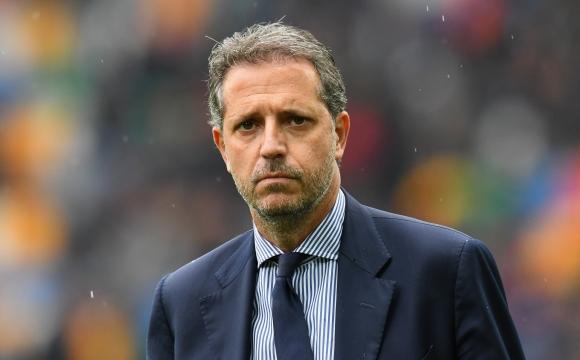 Фабио Паратичи е новият генерален мениджър на Ювентус
