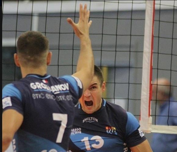 Български национал със страхотен мач и 21 точки във Франция (видео + снимки)