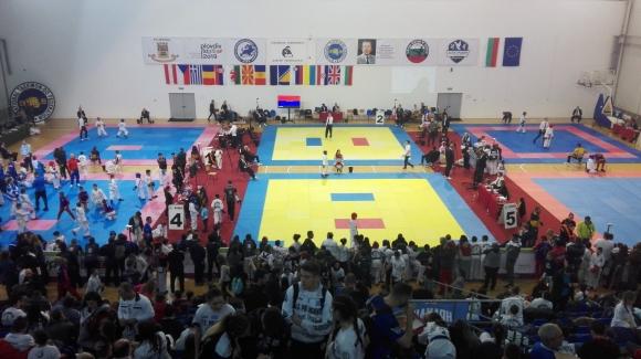 Силно представяне за българите на европейския турнир по таекуон-до ITF в Пловдив