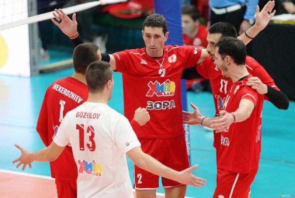 ЦСКА измъкна победа над Пирин в Разлог