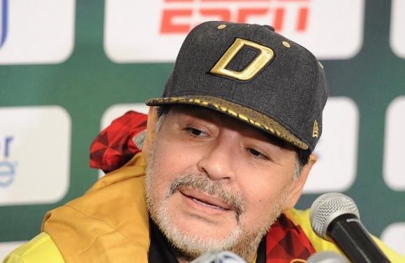 Марадона посочи големия виновник за безредиците в Буенос Айрес