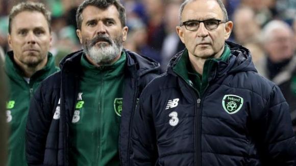 Ирландия се раздели с Мартин О'Нийл