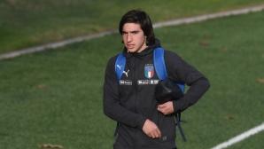 Интер прати първа оферта за Тонали