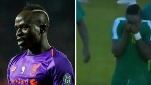 Мане се разплака след победа на Сенегал