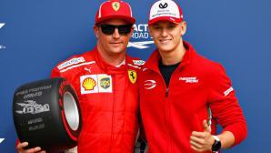 Мик Шумахер трябва да премине във Ф2, вярва Ален Прост